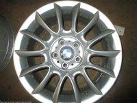 """18"""" orig. BMW-Alufelgen für 3er BMW (E90, E91,..."""