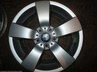 """17"""" orig. BMW-Alufelgen für 5er BMW (E60, E61)..."""