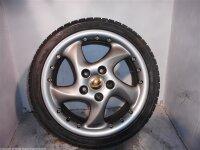 """18"""" eMotion Wheels Alufelgen + Winterreifen Porsche..."""