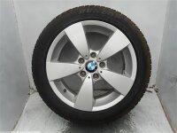 """17"""" BMW Alufelgen + Winterreifen 5er BMW (E60, E61)..."""