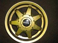 """15"""" MOMO-Alufelgen Honda Accord Goldfarben"""