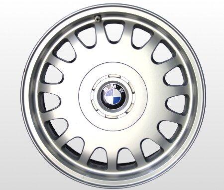 """16"""" orig. BMW Alufelgen für 5er E34"""