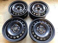 Stahlfelgen VW 6x15/ET47 5x112x57,1 Alcar 9165