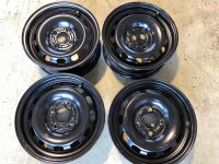 Stahlfelgen Ford Fiesta VI (JA8) 5,5x14/ET37,5 / 4x108x63,3 / 6355 / 14182