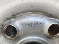 Stahlfelge 6,5x16/ET33 / 5x112x57,1 / VW Sharan II (7N),...