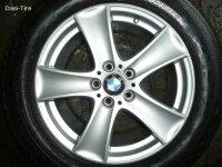 "18"" BMW Alufelgen + Winterreifen BMW X5 E70"