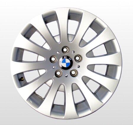 """18""""orig. BMW-Alufelgen+Winterreifen 6er E63 und 5er F10, F11"""