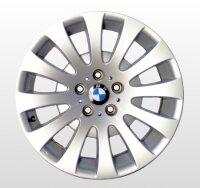 """18""""orig. BMW-Alufelgen+Winterreifen 6er E63 und 5er..."""