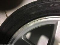 """16"""" orig. Mazda Alufelgen mit Sommerreifen für Premacy (CP)"""