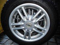 """15""""Alufelgen+Winterreifen VW Passat, Audi A4, A6"""